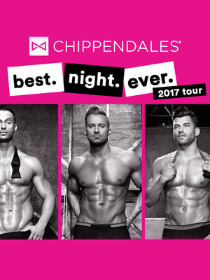 Chippendales at Gramercy Theatre