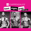 Chippendales, House of Blues, New Orleans