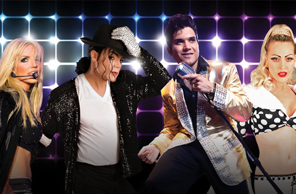 Legends In Concert, Tropicana Theater, Las Vegas