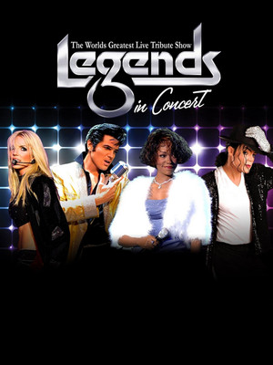 Legends In Concert Poster