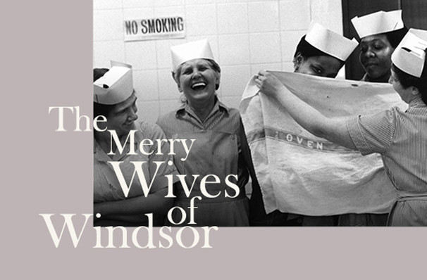 The Merry Wives of Windsor, Shakespeares Globe Theatre, London