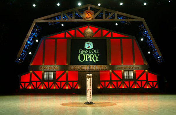 Grand Ole Opry, Grand Ole Opry House, Nashville