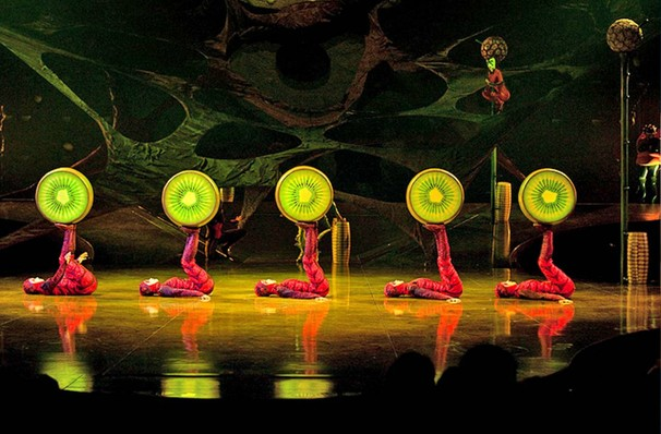 Dates announced for Cirque Du Soleil - Ovo