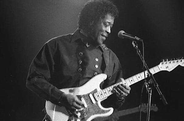 Buddy Guy, Morrison Center for the Performing Arts, Boise