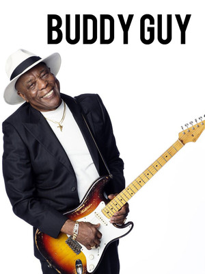 Buddy Guy at Arlington Theatre