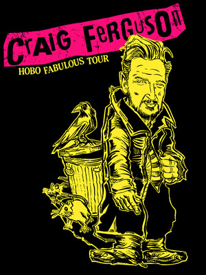 Craig Ferguson at Charleston Music Hall