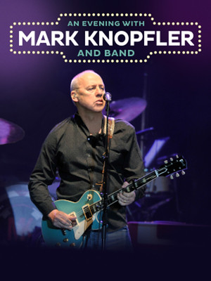 Mark Knopfler at Santa Barbara Bowl