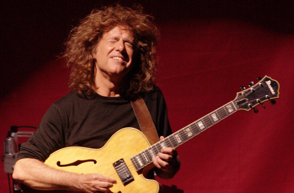 Don't miss Pat Metheny one night only!
