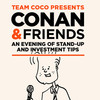 Conan OBrien and Friends, Paramount Theater, Denver