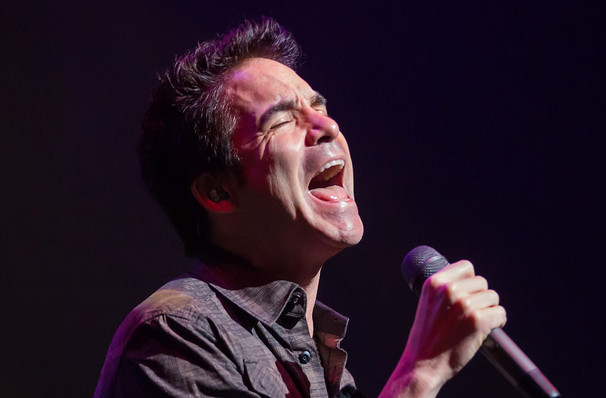 Train, MGM Grand Theater, Ledyard