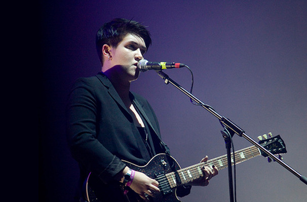 The xx, TD Echo Beach at Molson Canadian Amphitheatre, Toronto