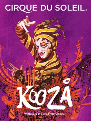 Cirque%20du%20Soleil%20-%20Kooza at La MaMa Theater