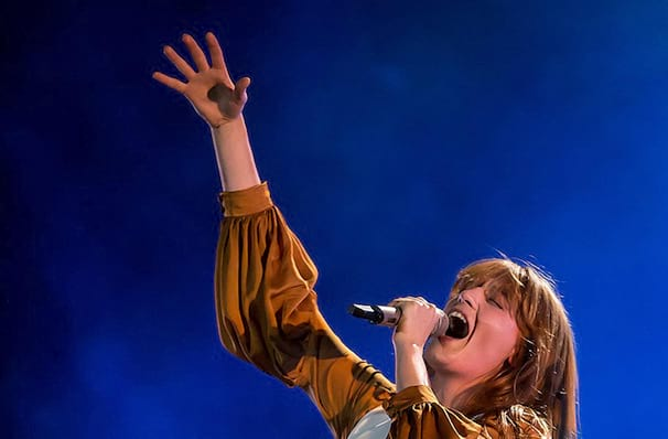Florence and the Machine, Merriweather Post Pavillion, Baltimore