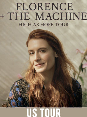 Florence and the Machine at Budweiser Stage