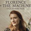 Florence and the Machine, Coastal Credit Union Music Park, Raleigh