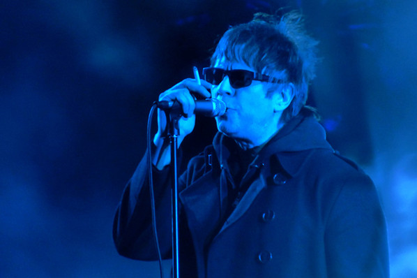 Echo and The Bunnymen, Revolution Hall, Portland