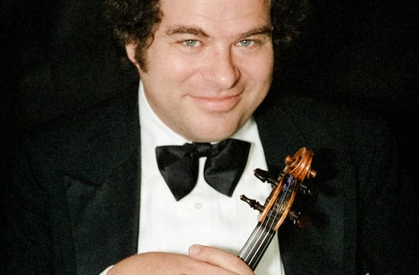 Itzhak Perlman, The Palladium, Indianapolis
