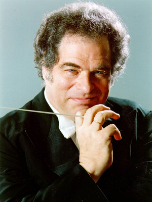 Itzhak Perlman at Isaac Stern Auditorium