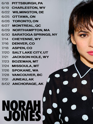 Norah Jones, Brick Breeden Fieldhouse, Bozeman