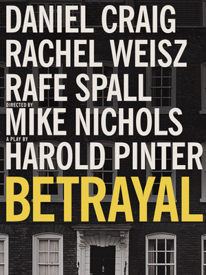 Betrayal at Ethel Barrymore Theater
