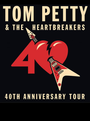 Tom Petty and The Heartbreakers, DTE Energy Music Center, Detroit