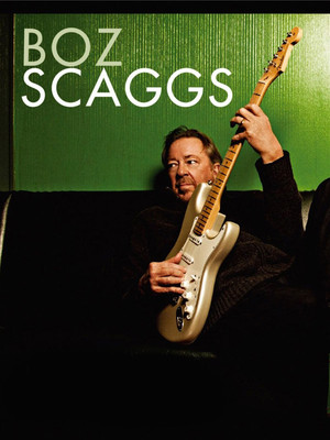 Boz Scaggs, Dreyfoos Concert Hall, West Palm Beach