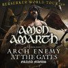 Amon Amarth, The Warfield, San Francisco