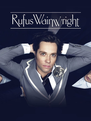 Rufus Wainwright at Salle Wilfrid Pelletier