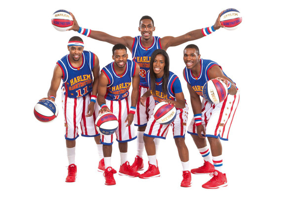 The Harlem Globetrotters, Times Union Center, Albany