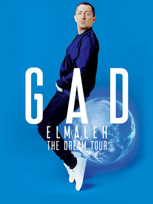 Gad Elmaleh, Chan Centre For The Performing Arts, Vancouver