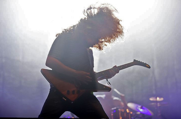 Coheed and Cambria, Jacobs Pavilion, Cleveland