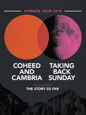 Coheed and Cambria at Klipsch Amphitheatre