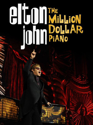 Elton John, Don Haskins Center, El Paso