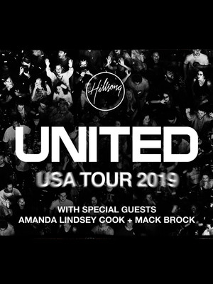 Hillsong United at Baxter Arena