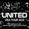 Hillsong United, Save Mart Center, Fresno