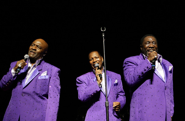 The Ojays, Emerald Queen Casino, Seattle