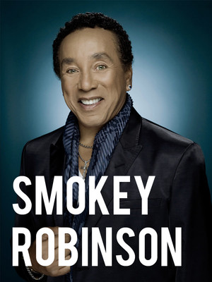 Smokey Robinson, Greek Theater, Los Angeles