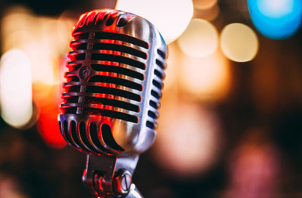 The Temptations, Proctors Theatre Mainstage, Schenectady