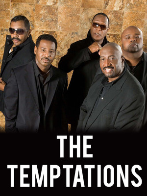 The Temptations at Sangamon Auditorium