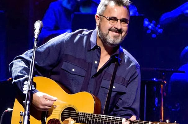 Vince Gill, Stephens Auditorium, Ames