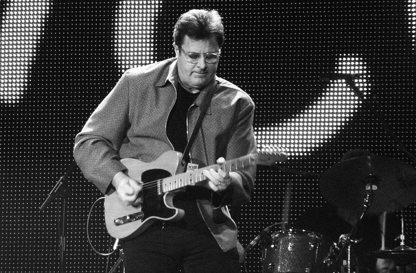 Vince Gill, Verizon Wireless Center, Minneapolis