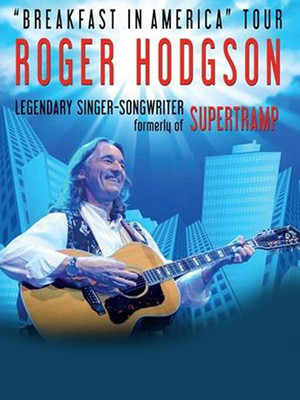 Roger Hodgson at Bergen Performing Arts Center