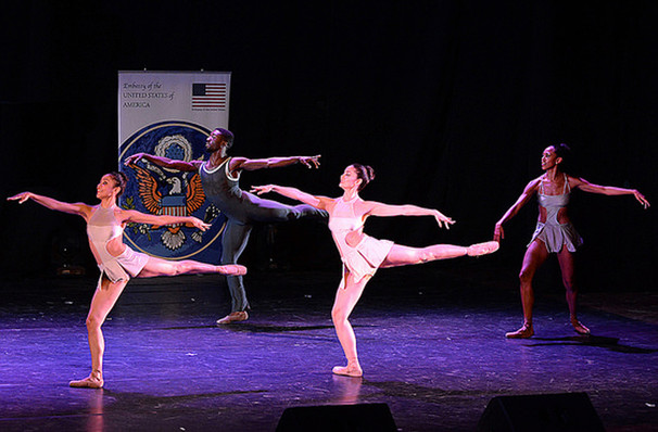Dance Theatre of Harlem, Palace Theater, Columbus