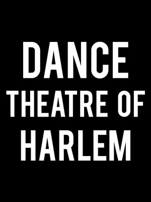 Dance Theatre of Harlem at Mccarter Theatre Center