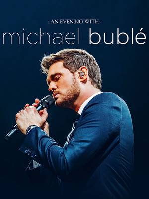 Michael Buble, Oracle Arena, San Francisco