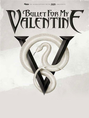 Bullet for My Valentine, The Cotillion, Wichita