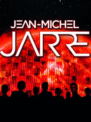 Jean Michel Jarre at Radio City Music Hall