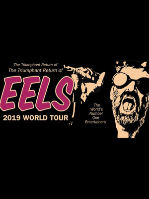 Eels at Canton Hall