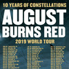 August Burns Red, House of Blues, Houston