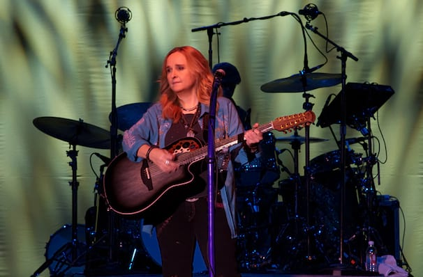 Melissa Etheridge, Paramount Theatre, Seattle